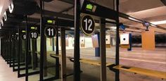 The Colonial Shooting Academy, located in Richmond, Virginia, boasts the largest indoor shooting range in the United States. While patrons are welcome to bring their own firearms and ammunition, it also features an on site store with a wide selection of new and used firearms and ammunition.