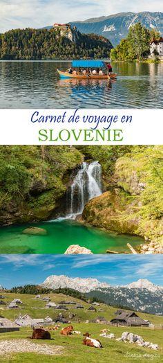 Voyage en Slovénie : le rêve vert - Itinera-magica.com Les Balkans, Bohinj, Mall Of America, North America, Travel Tours, Shopping Travel, Budget Travel, Road Trip Europe, Voyage Europe