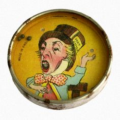 Mad Hatter Dexterity Game: England, 1930s