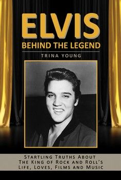 The new book 'Elvis Behind the Legend' by Trina Young shares many stories about the 'King' that most do not know, including several about the Beatles.