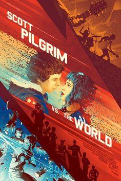 Scott Pilgrim vs the World – Mondo