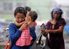 """No Encontro...: Notícias - Filipinas: Povo está sedento de """"miseri..."""