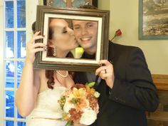 kissy picture frame