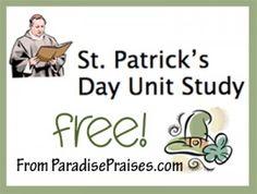 St Patricks Day Study Unit