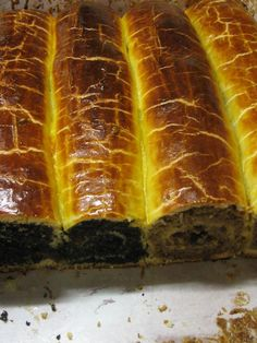 Discover recipes, home ideas, style inspiration and other ideas to try. Hungarian Desserts, Hungarian Recipes, Christmas Desserts, Christmas Baking, Bread Dough Recipe, Sweet Cakes, Homemade Cakes, Love Food, Food To Make