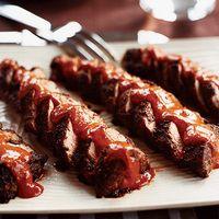 spiced pork tenderloin with ancho peanut sauce more peanut sauce ...