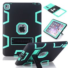 "13.99$  Buy here - ""WeFor Case For iPad Pro 9.7""""/12.9"""" 2016 Cover High Impact Resistant Hybrid Three Layer Heavy Duty Armor Defender Full Body Cases""  #buymethat"