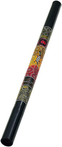 Bamboo Didgeridoo with Graphics