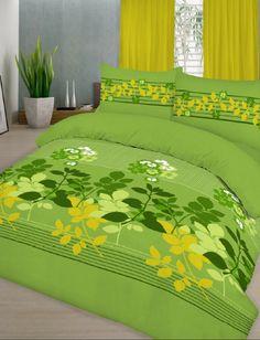 Tropical Paradise Green Comforters, Duvet Cover Sets, Furniture, Home, Bedroom, Warm Design, Duvet Covers, Home Decor, Color Design