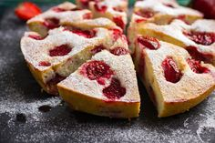 One of my favorite combinations. Light, tangy, smooth and simple. Ricotta Cake, Italian Cake, Almond Cakes, Gluten Free Cakes, Cake Pans, Almond Flour, Fun Desserts, Baked Goods, Cheesecake