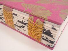 Romanesque Braid Binding / Blank Journal.