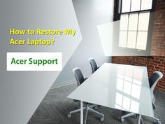 Read this presentation its helpful to define of how to restore acer laptop with simple steps mentioned in this presentation. #acersupportnz #acernzsupportnumber #acertechnicalsupport