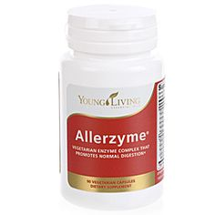 Allerzyme Digestive Enzymes Supplement - Allergy Relief