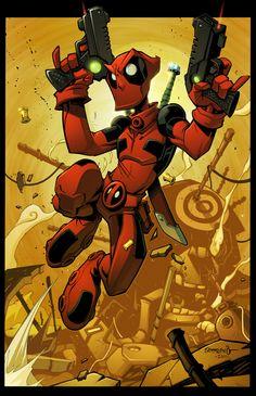 #Deadpool #Fan #Art.