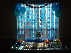 """Photo 4 of 14: Bubble Guppies / Birthday """"It's Time for Rob's 2nd Birthday Party!"""" 