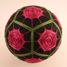 Lovely rose Temari