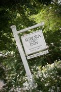 Finger Lakes Wedding at Aurora Inn from Frost Photography - Style Me Pretty
