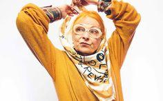 Vivienne Westwood designs Climate Revolution scarf for Lush