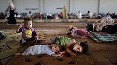 Syrian refugee children / MANY  [ ORPHANS  ]  WILL BE SOLD IN TO THE SEX SLAVE TRADE ... RAPED UNTIL DEAD .... THIS IS OUR DEMENTED WORLD I WHICH WE LIVE