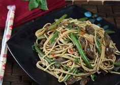 Spicy Eggplant Stir-Fry