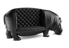 Someone Please Buy Me This Hippo Chair?