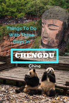 Things to do in Chengdu Pin