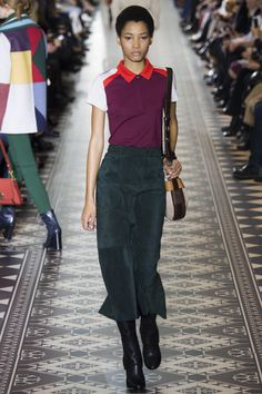 #ToryBurch   #fashion   #Koshchenets      Tory Burch Fall 2016 Ready-to-Wear Collection Photos - Vogue