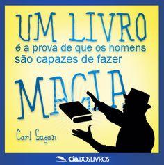 E como são mágicos os livros!  A arte de nos transportar para um universo totalmente particular!!!   #BomDia, galerinha!   Alegria, Alegria!!! :-D