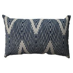 Transform your bed, day bed or sofa into a cozy retreat with pillows from the Bali toss pillow collection. It has pillows with zigzag designs in a variety of colors to suit your personal style and interior décor. Each of these decorative pillows is filled with polyester and covered with cotton. Spot clean.
