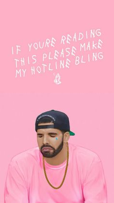 Poor Crying Drake if ⑦ you are reading this please make ᐂ my Hotline bling Case Cover For Apple iPhone 4 5 6 6 Plus Poor Crying Drake if you are reading this please make my Hotline bling Case Cover For Apple iPhone 4 5 6 6 Plus Drake Hotline, Hotline Bling, Drake Wallpapers, Cute Wallpapers, Iphone Wallpapers, Drake Iphone Wallpaper, Hype Wallpaper, Retro Wallpaper, Screen Wallpaper