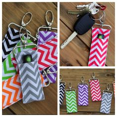 Don't be Chapped - Chapstick Holders 73% off - The Plaid Barn