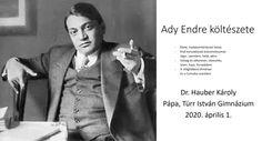 Ady Endre költészete - Irodalom 11. osztály VIDEÓ - Kalauzoló - Online tanulás Fictional Characters, Fantasy Characters