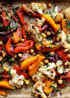 Coconut and Quinoa » Blog Archive » Autumn roast vegetable salad with mustard dressing