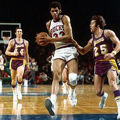 Kareem Abdul-Jabbar, Milwaukee Bucks