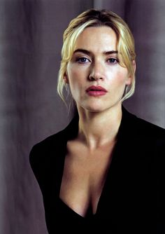 "Kate Winslet as Sasha Blake. ""I've never asked you to be anyone but yourself, Tom. Why is that so hard for you to understand?"""
