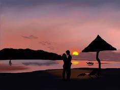 Romantiske Par Bilder - Last ned gratis bilder - Pixabay Adventurous Honeymoon Destinations, Romantic Destinations, Romantic Vacations, Honeymoon Travels, Honeymoon Packages, Romantic Places, Romantic Weekend Getaways, Romantic Getaway, Week End Romantique