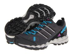 adidas Outdoor AX 1 GTX® Grey Rock/Black/Blaze Green - Zappos.com Free Shipping BOTH Ways
