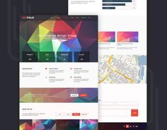DotFolio is an unique and eye catching PSD template for landing page, landing pages for portfolios, companies or agencies and many more. It is very easy to customize and flexible grid based layout. Features: Eye catching UI Landing page PSD 1170 bootstrap gird system Fully Responsive Unique & modern style Easy to customize Clean Design Fontawesome icon … Corporate Website, Corporate Business, Free Website Templates, Psd Templates, Clean Design, Creative Design, Layout, Landing, Grid