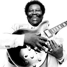 """The beautiful thing about learning is that no one can take it away from you."" - B.B. King"