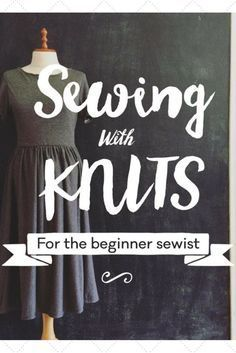 Video series from Blue House Joys with helpful tips and techniques for sewing with knit fabric. Visit bluehousejoys.com for more inspiration!