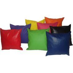 almofadas decorativas cheias c/ zíper 40x40cm corano®
