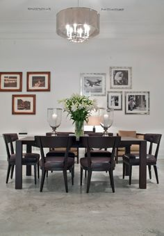 Dining room by Galerie 46