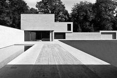 VM Residence / Vincent van Duysen Mies van Der Rohe (Revived)