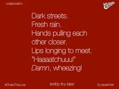 Terribly Tiny Tales