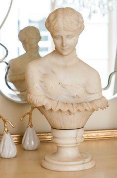 Hotel silver, antiques, and vintage online catalogue Art Nouveau, Art Deco, Art Sculpture, Antique Decor, Shades Of White, Large Art, Color Themes, Vintage Furniture, New Art