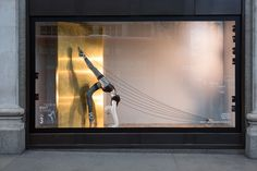 Our new windows are here to celebrate the launch of the Body Studio, the largest department at Selfridges London