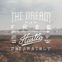 Typographic Quotes: Something To Believe In