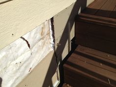 Replace A Section Of Hardboard Or Masonite Siding With New