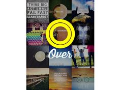 Over | Step up your Instagram game and deepen the impact of your pics with Over - the app that lets you overlay custom typography on images before social sharing | Fun Apps | Everywhere - DailyCandy