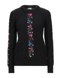 Black Sweaters, Sweaters For Women, Sweaters Knitted, Ysl Heels, Pulls, Yves Saint Laurent, Knitwear, Sweatshirt, Stylish